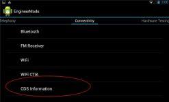 Восстановление imei через инженерное меню samsung