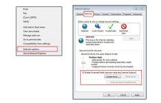 Internet explorer заблокировал попытку установки элемента activex