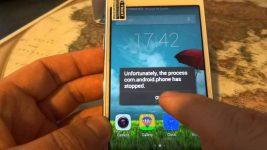 Что означает процесс com android phone остановлен