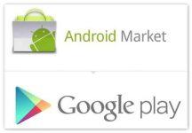 Как обновить google play market на android