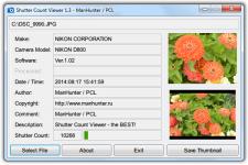 Программа для проверки пробега фотоаппарата nikon