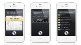 Как вызвать сири на iPhone 4s