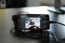 Подключение веб камеры к смартфону андроид