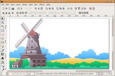 Vector программа для рисования