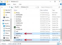 Pagefile sys можно ли удалить
