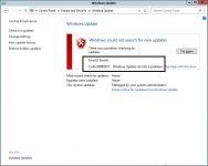 Код ошибки 800b0001 Windows 7 решение проблемы