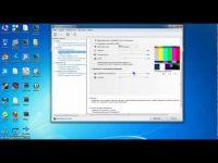 Как уменьшить яркость на ноутбуке Windows XP