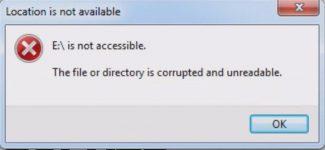 Ошибка при системном вызове Windows 7
