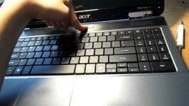 Не запускается ноутбук асер что делать