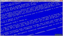 Анализ дампа памяти при BSOD