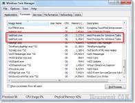 Taskhost что это за процесс Windows 7